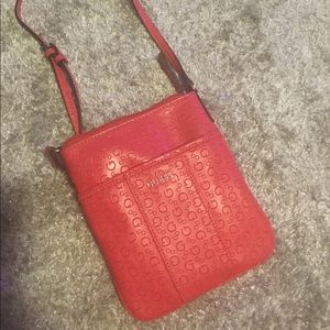 Guess cross bag